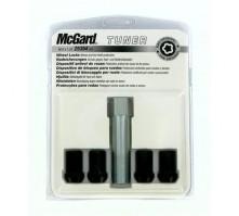 Комплект секретных гаек McGard 25357 SU M12х1,5 (4 гайки, ключ 21 мм)