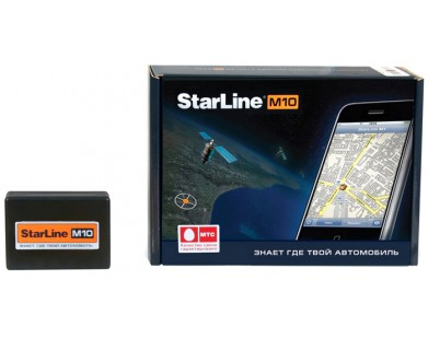 GPS маяк StarLine M10