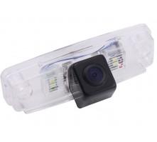 Камера заднего вида с динамической разметкой Pleervox для Subaru Forester, Outback