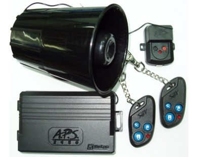 Автосигнализация A.P.S. 2550