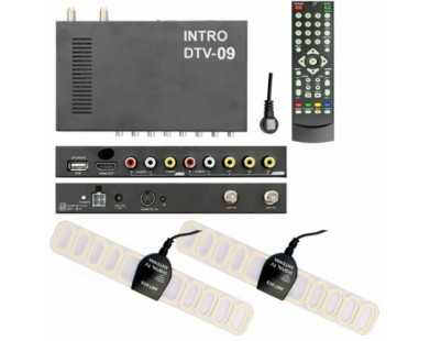 Цифровой ТВ-тюнер универсальный (INTRO)