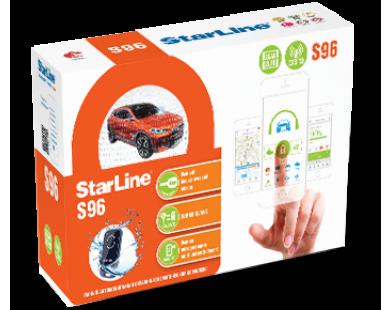 Автосигнализация StarLine S96 BT GSM