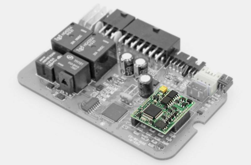 CAN модуль встроенный в автосигнализацию